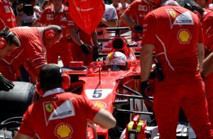 Formula 1: Πήρε την pole position ο Φέτελ!