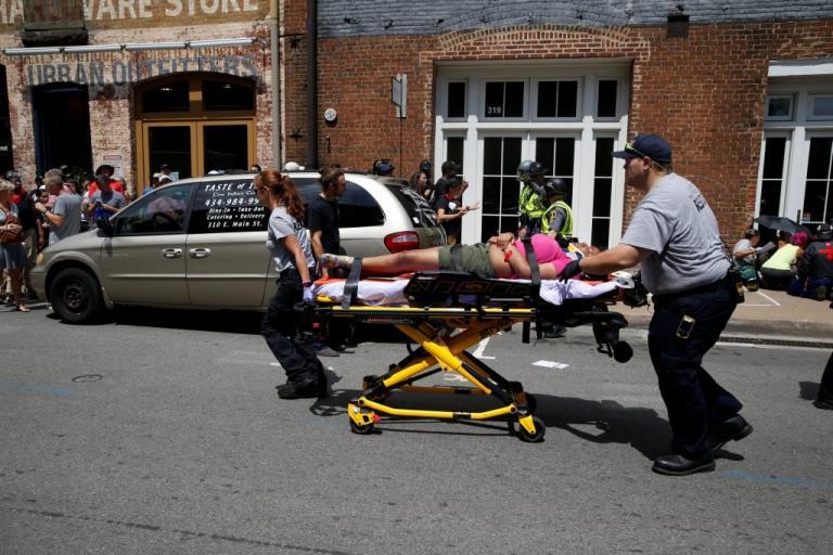 Επεισόδια στην Βιρτζίνια: «Τα καταδικάζουμε απ' όπου κι αν προέρχονται» δήλωσε ο Τραμπ | Newsit.gr
