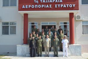 Επίσκεψη του Δημήτρη Βίτσα στα ελικόπτερα της 1ης Ταξιαρχίας Αεροπορίας Στρατού -Γιατί πήγε [pics]
