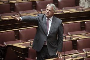 ΣΥΡΙΖΑ: «Πολυετές παρελθόν στον χώρο της φιλοχουντικής ακροδεξιάς ο Βορίδης»