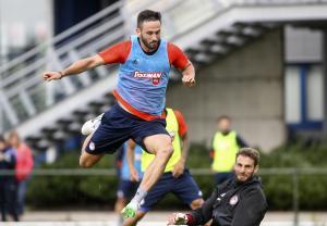Ολυμπιακός – Βούκοβιτς: «Ήρθα για το πρωτάθλημα και το Champions League» [vids]