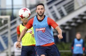"""Ολυμπιακός – Βούκοβιτς: """"Θα είμαστε έτοιμοι με Παρτίζαν"""""""