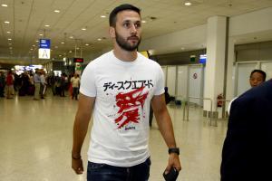 Ολυμπιακός: Στην Ελλάδα ο Βούκοβιτς! [pics]