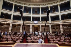 Βουλή: Ο κακός χαμός στην συζήτηση για την πρωτοβάθμια περίθαλψη!