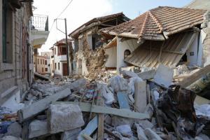 Λέσβος: Σε προκάτ κατασκευή θα ξαναλειτουργήσει το σχολείο της Βρίσας