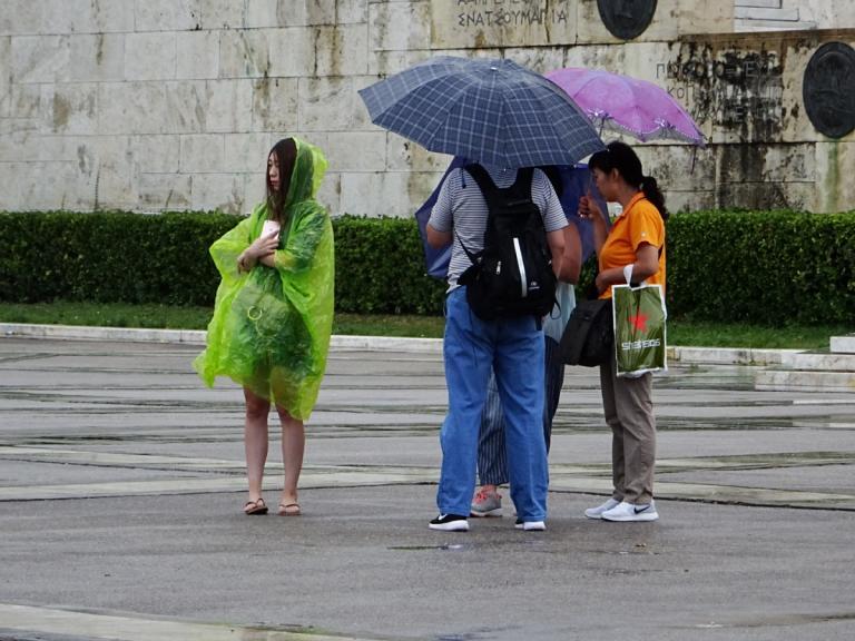 Καιρός: Βροχές και καταιγίδες – Ποιες περιοχές θα επηρεαστούν | Newsit.gr