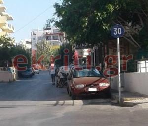 Ηράκλειο: Απίστευτη πινακίδα κυκλοφορίας σε δρόμο – Το λάθος που οδηγεί σε απρόβλεπτους κινδύνους [pics]