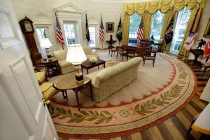 Λευκός Οίκος: Ο Τραμπ ανακαίνισε το «αχούρι» [pics]