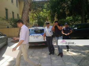 Κρήτη: Ελεύθερος με περιοριστικούς όρους ο οδηγός που παρέσυρε τους δύο νέους