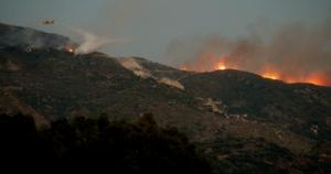 Φωτιά στην Ζάκυνθο: Δεν ηρεμεί το νησί – Αναζωπύρωση σε δύο μέτωπα