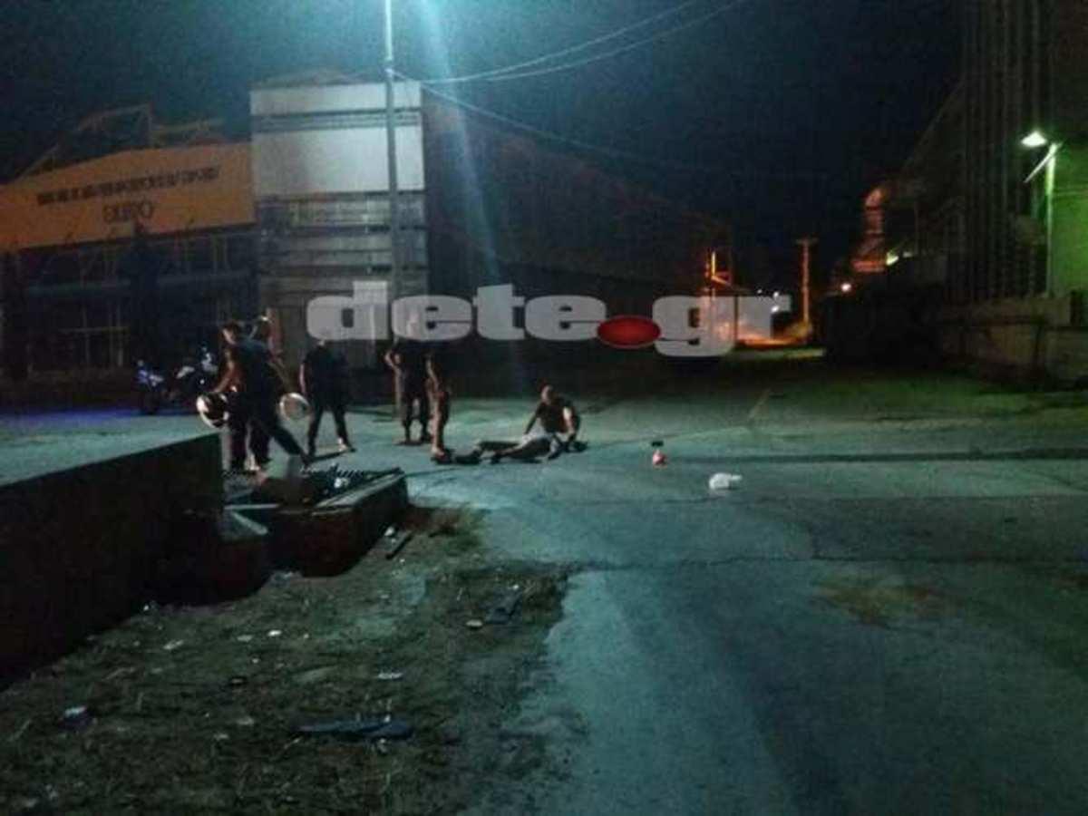 Πάτρα: Σοκάρουν οι εικόνες της αιματηρής συμπλοκής – Τους μαχαίρωσε πισώπλατα στο λιμάνι [pics, vid] | Newsit.gr