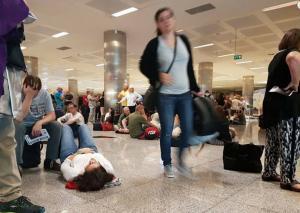 Θρίλερ για Κύπριους επιβάτες! Ταλαιπωρία στο αεροδρόμιο της Τουρκίας