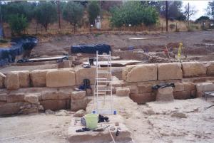 Νέα ευρήματα στο ιερό της Αμαρυσίας Αρτέμιδος στην Αμάρυνθο [pics]