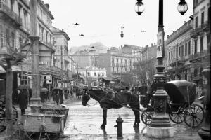Σπάνιες φωτογραφίες από μία Αθήνα που δεν υπάρχει πια