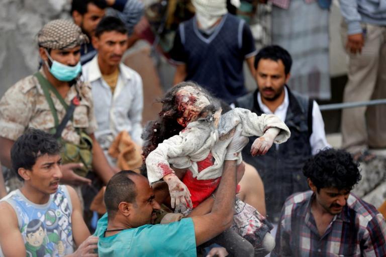 Υεμένη: Αεροπορική επιδρομή των ΗΠΑ με θύματα παιδιά | Newsit.gr