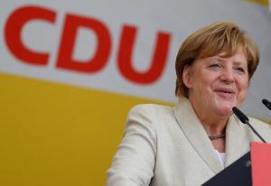 Μέρκελ: «Σε ό,τι κάνω, στόχος μου είναι να ενισχύσω τη δημοκρατία»
