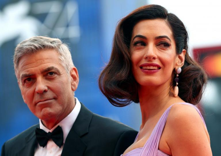 Αμάλ Αλαμουντίν: «Μοιραία» εμφάνιση βγαλμένη από παραμύθι | Newsit.gr