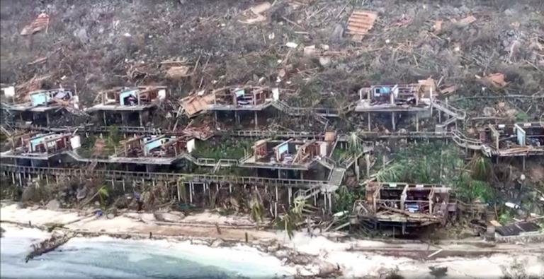 Κυκλώνας Ίρμα: Έφτασε την Κούβα | Newsit.gr