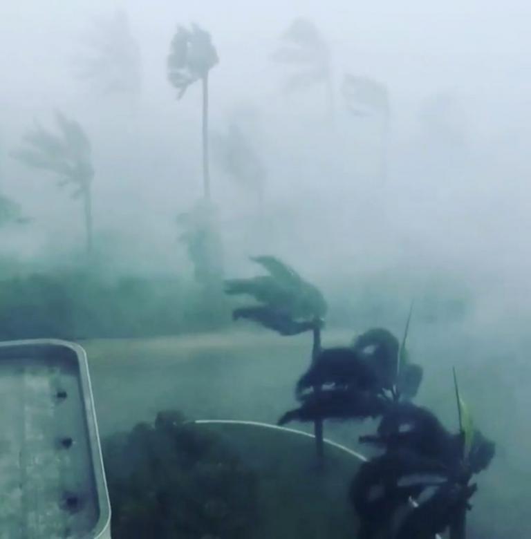 Κυκλώνας Ίρμα: Μετατράπηκε σε τροπική καταιγίδα | Newsit.gr