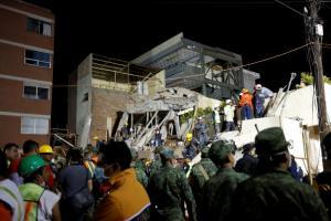 Σεισμός στο Μεξικό: Αναβολή διοργανώσεων
