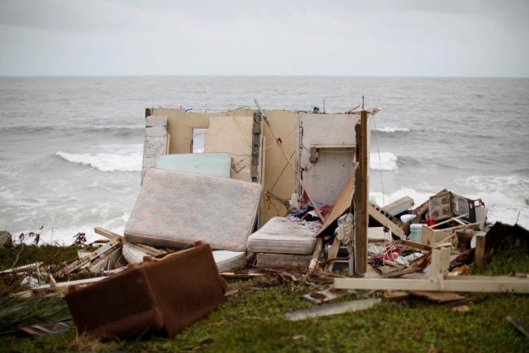 Κυκλώνας Μαρία: «Ισοπέδωσε» το Πουέρτο Ρίκο | Newsit.gr