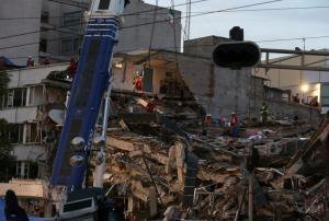 Σεισμός 6,2 ρίχτερ στο Μεξικό
