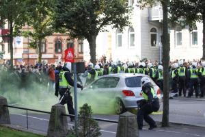 Σουηδία: Επεισόδια και συλλήψεις σε πορεία Ναζιστών