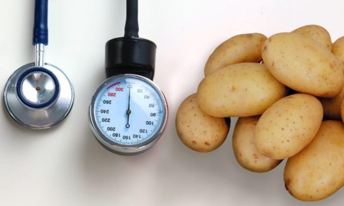 Υπέρταση: Πόσες φορές την εβδομάδα κάνει να τρώτε πατάτες | Newsit.gr