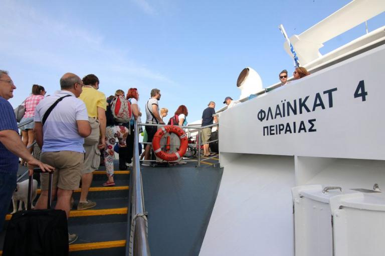 Σποράδες: Ικανοποίηση για τους επιβάτες που ταξίδεψαν από τη Θεσσαλονίκη με πλοία!
