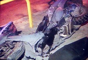 Χαλκιδική: Νεκρός σε τροχαίο δυστύχημα νεαρός οδηγός μηχανής – Φονική σύγκρουση με φορτηγό!