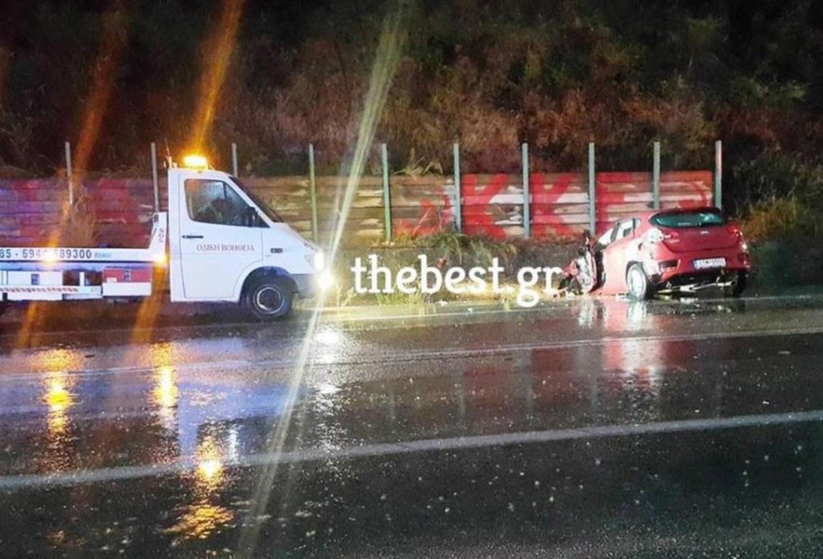 Πάτρα: Δύο νεκροί σε τροχαία δυστυχήματα – Οι εικόνες της διπλής τραγωδίας – Σκοτώθηκαν άντρας και γυναίκα [vid, pics] | Newsit.gr