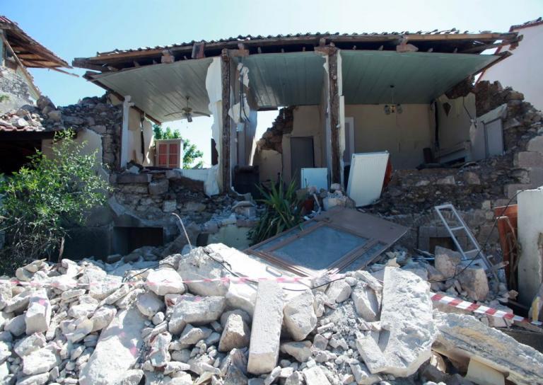 Λέσβος: Ενίσχυση 43.000.000 ευρώ για τις ζημιές που προκάλεσε ο καταστροφικός σεισμός των 6,3 Ρίχτερ! | Newsit.gr