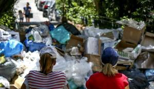 Αίγινα: Προσωρινή λύση για τα σκουπίδια – Η απόφαση του Παναγιώτη Κουρουμπλή!
