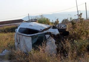 Βοιωτία: Νέα τραγωδία στην άσφαλτο – Σκοτώθηκε οδηγός μπροστά στη γυναίκα του – Αγωνία για τους τραυματίες του τροχαίου!