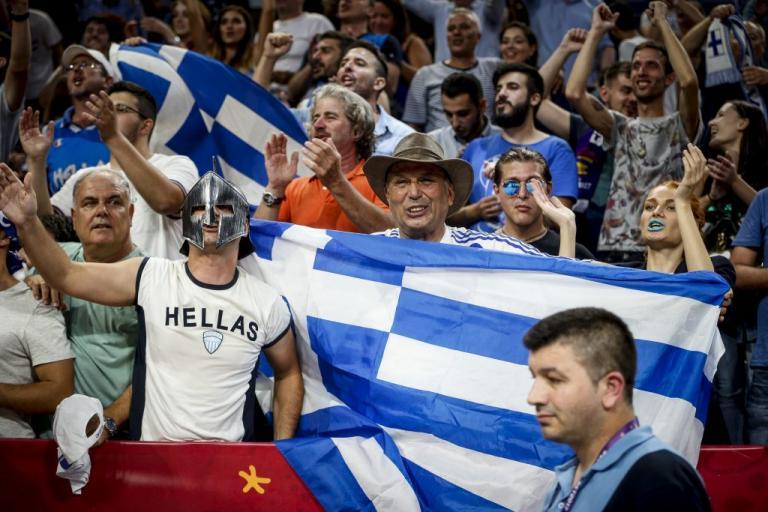 Ελλάδα – Ρωσία: Με τρεις τυμπανιστές η Εθνική στο Eurobasket 2017 [vid]