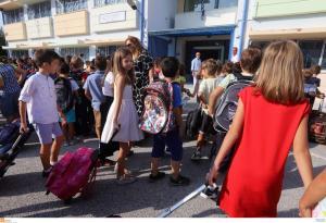Λάρισα: Πρεμιέρα στα σχολεία με προβλήματα – Ξεκίνημα με κενά εκπαιδευτικών!