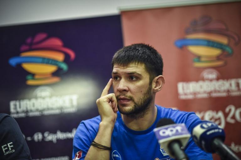 Ελλάδα – Ρωσία: Σύνθημα μεταλλίου στο Eurobasket 2017 από τον Παπανικολάου