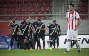 Ολυμπιακός – Αστέρας Τρίπολης 1-1 ΤΕΛΙΚΟ Δεύτερη γκέλα οι «ερυθρόλευκοι»