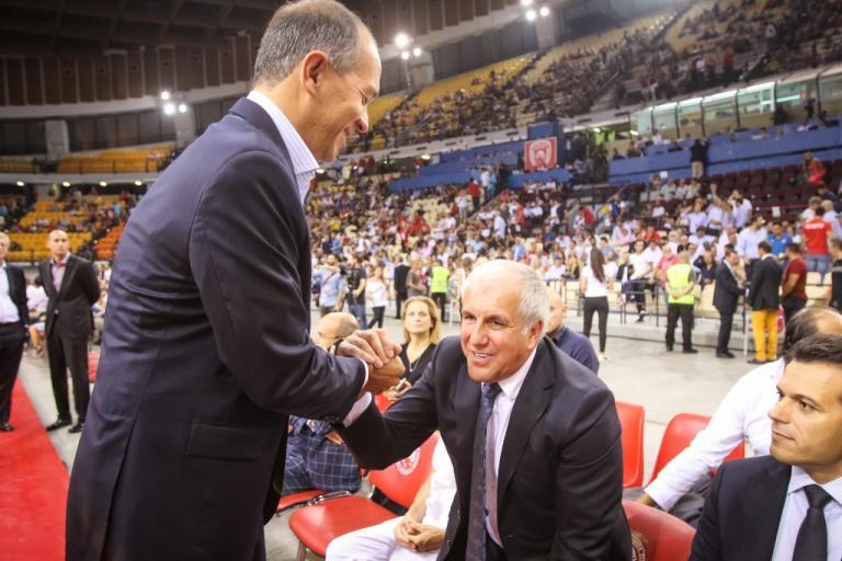 Ιβκοβιτς στο ΣΕΦ: Γιούχαραν όσους αποδοκίμασαν τον Ομπράντοβιτς | Newsit.gr