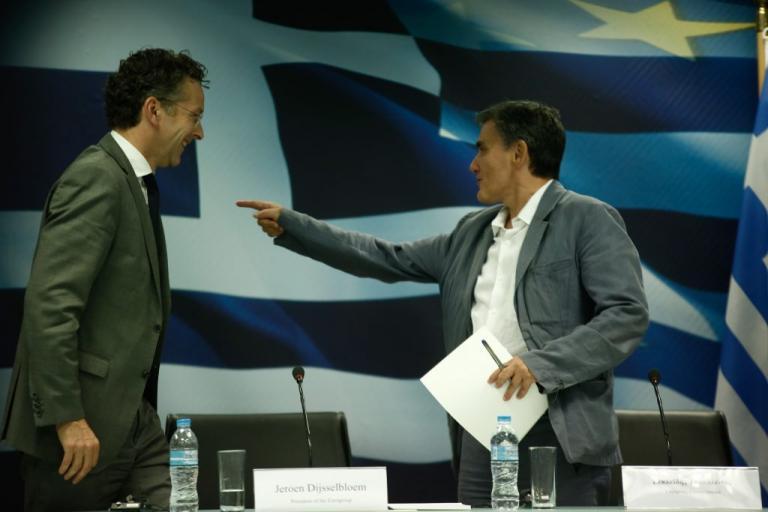 Συνάντηση Τσακαλώτου – Ντάισελμπλουμ: Το καρφί για τον Βαρουφάκη | Newsit.gr