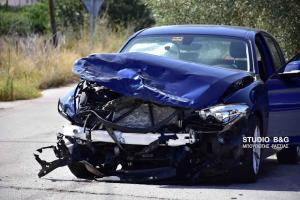 Αργολίδα: Σκοτώθηκε γυναίκα οδηγός σε τροχαίο – Οι εικόνες της νέας τραγωδίας στην άσφαλτο [pics, vid]