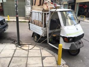 Θεσσαλονίκη: Το κλείδωμα που σαρώνει το διαδίκτυο – Η εικόνα που προκαλεί συζητήσεις [pics]