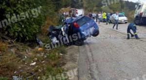 Αιτωλοακαρνανία: Ανείπωτη τραγωδία με δύο νεκρούς σμηνίτες σε τροχαίο – Οι εικόνες του δυστυχήματος στη Βόνιτσα – Θρήνος στις ένοπλες δυνάμεις [pics]