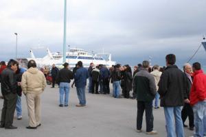 Κέρκυρα: Ναυτεργάτες έτοιμοι για απεργία – Τα αιτήματα και η άκαρπη συνάντηση!