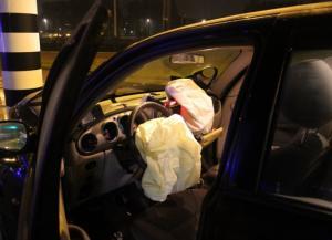 Τραυματίστηκε σε τροχαίο ο Αγκουέρο! Μετωπική σε κολόνα [pics, vid]
