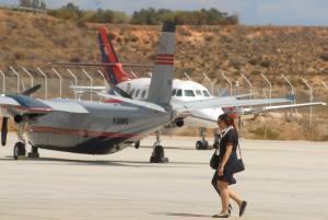 Χανιά: Αναστάτωση και ταλαιπωρία στο αεροδρόμιο από ακινητοποιημένο αεροσκάφος