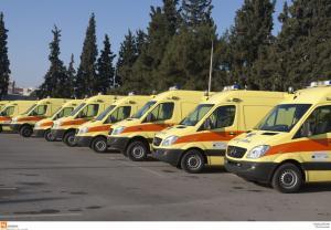 Έντεκα νέα ασθενοφόρα και μία κινητή μονάδα στα νησιά του Νοτίου Αιγαίου