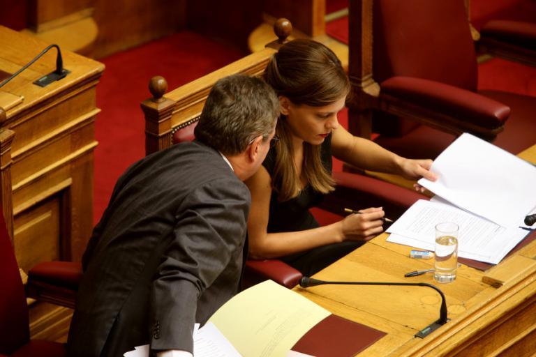 Αχτσιόγλου: Νέες δεσμεύσεις για τις συντάξεις χηρείας | Newsit.gr