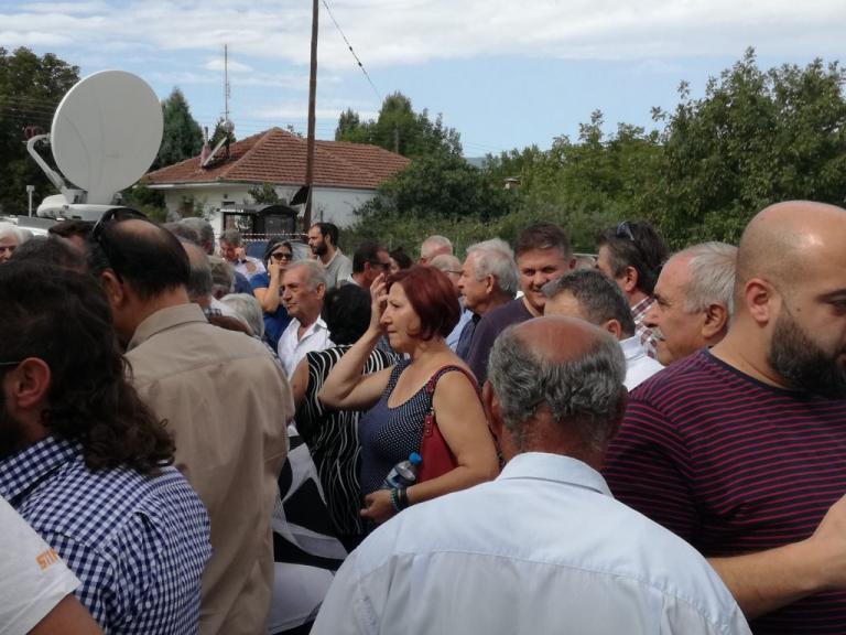 Στα όριά τους οι κάτοικοι των Αναργύρων Φλώρινας   Newsit.gr