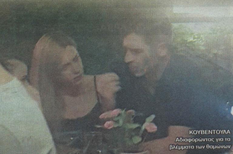 Αλέξανδρος Μπουρδούμης: Στου Ψυρρή με ξανθιά καλλονή μετά τον επεισοδιακό χωρισμό του | Newsit.gr